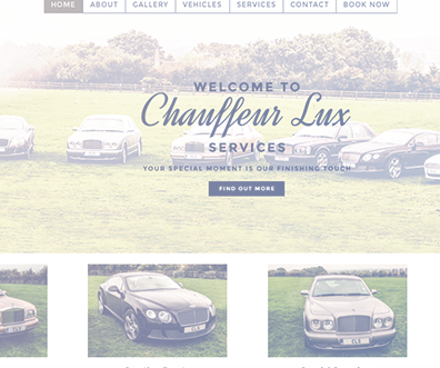 Chauffeur Lux Services