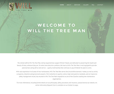 Will The Tree Man