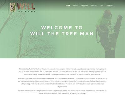 Will The Tree Man